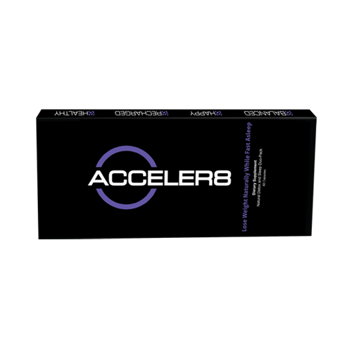 ACCELER8 Single (60 Capsules): Wholesale