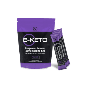 B-Keto pouch & stick packs